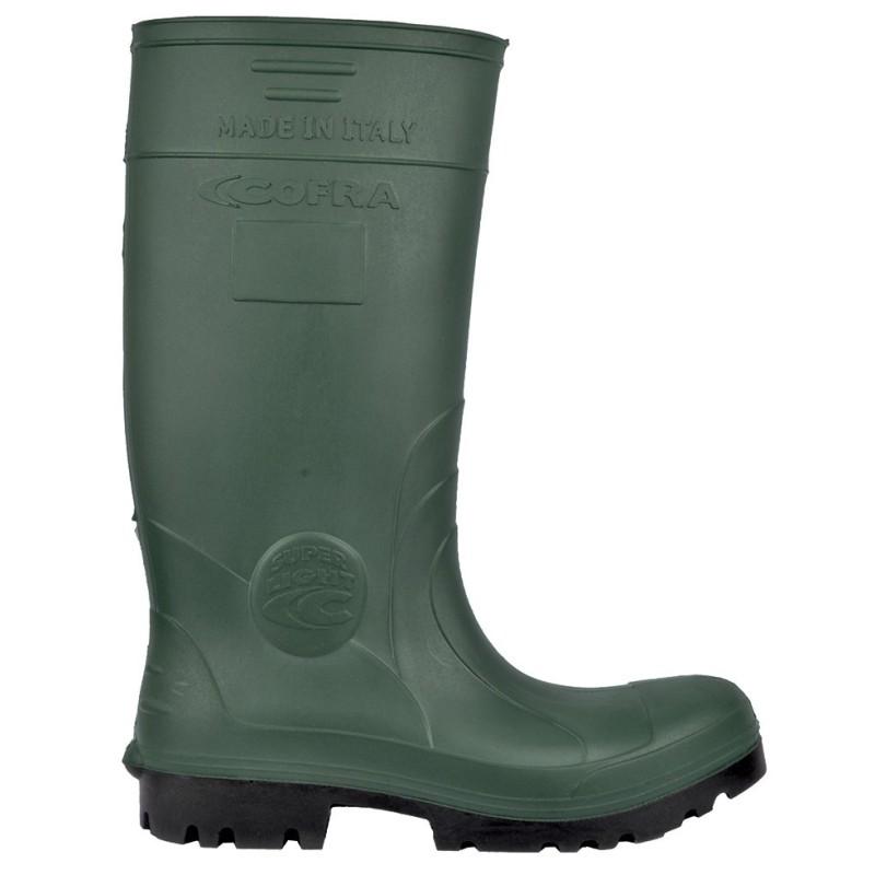 nuevo estilo de comprar lo mejor artesanía exquisita Bota PU de agua de seguridad Hunter S5 CI SRC. Tienda de botas.