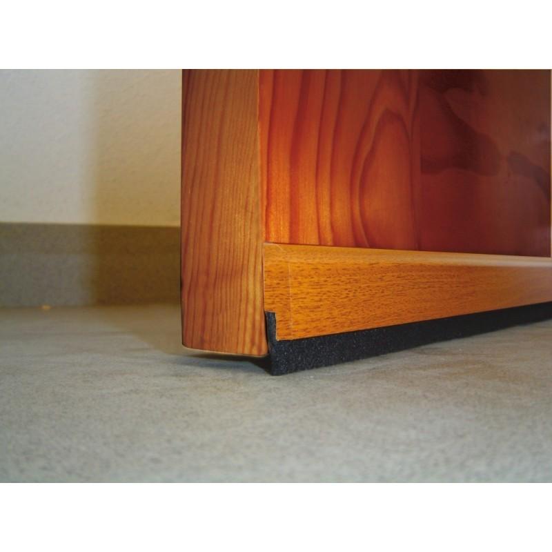 Burlete adhesivo de madera venta de burletes para puertas for Burletes para puertas