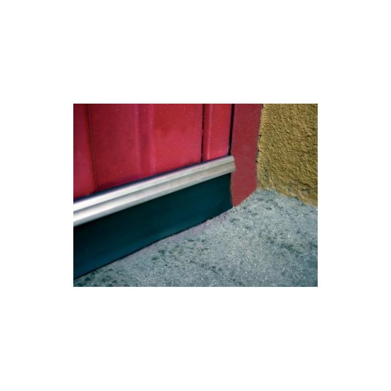 Burlete de aluminio para garaje venta de burletes para garajes - Burletes para puertas de garaje ...