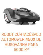 Robot Automower 450X